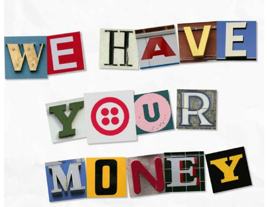 Who is holding your money hostage – Part 1