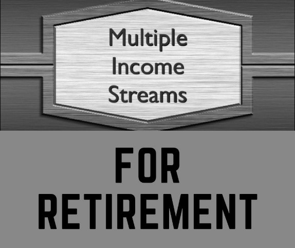 6 Streams to Pull Retirement Income From