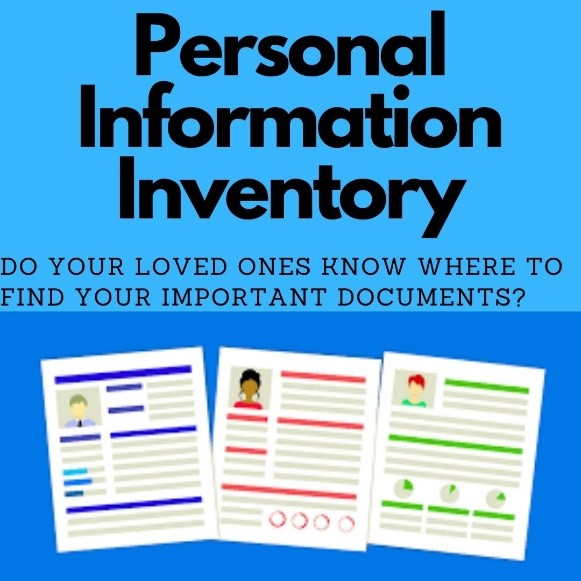 Personal Information Inventory